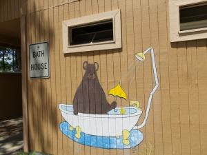 Bathhouse Bear